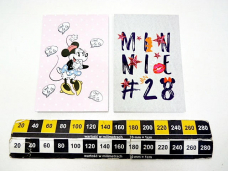 NOTES A6/96K MINNIE MOUSE 5354