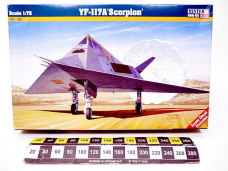 MODEL SAMOLOTY F117A...