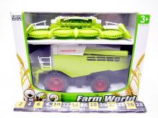 KOMBAJN W PUF. FARM WORLD 2063