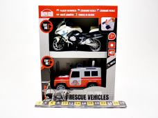 JEEP Z MOTOCYKLEM RESCUE...