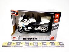 MOTOCYKL POLICJA SW/DZW. 8368