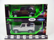 AUTO WELLY R/C LAND ROVER 0051