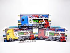 TIR TRANSPORTER LAWETA 5535