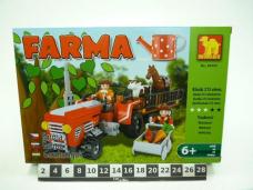 KLOCKI FARMA TRAKTOR 5052