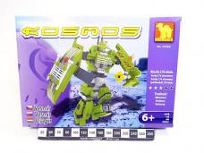 KLOCKI KOSMOS ROBOT MAXI 5604