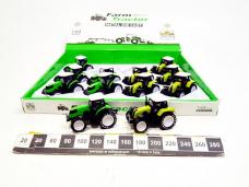 TRAKTOR METALOWY A12 FARM 5096