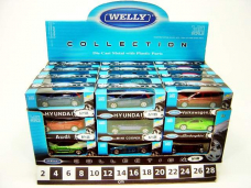 MODELE WELLY 1:60 0207