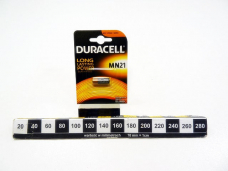 BATERIA DURACEL MN21 1212