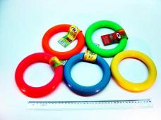ZABAWKA RING DUZY GLADKI 0615