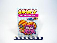 SOWKI ALBUM KOLOROWY 4402