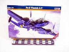 MODEL PE-2 FINNISH AF 0252 E25