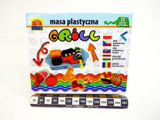 MASA PLASTYCZNA GRILL 6006