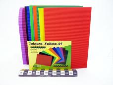 TEKTURA FALISTA 10KOL A4 2885