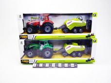TRAKTOR FARM W KARTONIE 7182