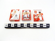 KARTY DO GRY 55 POLSKA PZPN...