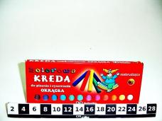 KREDA OKRAGLA 12 KOL 0219