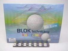 BLOK TECH.KOLOR A3 DE LUX 10K