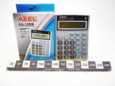 KALKULATOR AXEL AX-100B 6880