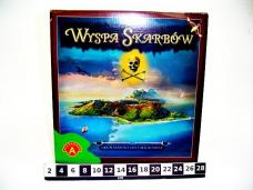 MALA WYSPA SKARBOW 4427