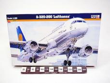 SAMOLOT A320/200 LUFTHANSA...