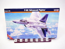 MODEL F-22 ADVANCED FIGHTER...