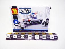 KLOCKI SWAT 98EL 3145