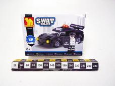 KLOCKI SWAT SAMOCHOD 89EL 3169