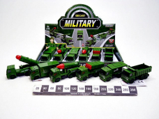 AUTO MILITARNE METAL MIX 7115