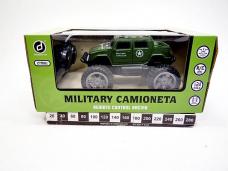 AUTO RC MILITARY CAMIONETA...