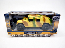 AUTO RC TACTICAL JEEP 0175