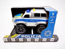 AUTO POLICJA SW+POLSKI...