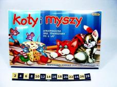 GRA KOTY I MYSZY 6021