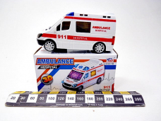 AUTO AMBULANS NA BAT. W...