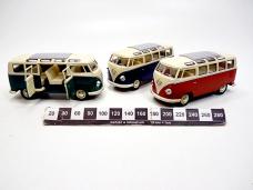 BUS VW CLASSCAL METAL 9438