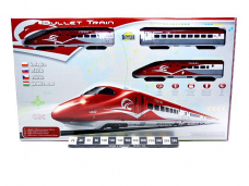 KOLEJKA BULLET TRAIN 4173
