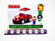 KLOCKI FARMA TRAKTOR 96EL 3034