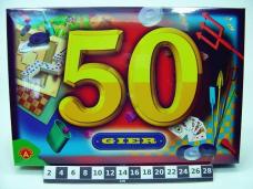 SWIAT 50 GIER 1563