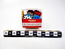 KLOCKI MINI WAFFLE 35EL 2110