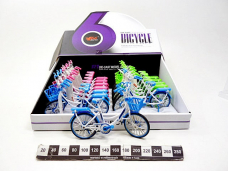ROWER METALOWY BICYCLE /12/...