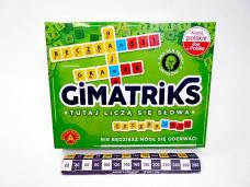 GIMATRIKS 5019