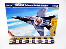 MODEL FULCRUM MIG-29A +...