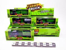 TRAKTOREK FARM TRUCK...