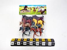 KONIE W WORKU HORSE 8SZT 9062