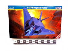 MODEL F-117A BAGDAD STRIKE...