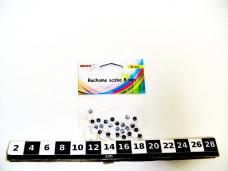 OCZKA RUCHOME 8mm (120) 0372