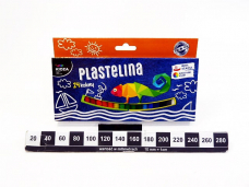 PLASTELINA 24 MALA KIDEA 9554