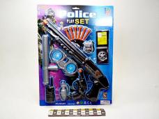 ZESTAW POLICYJNY STRZELBA 0013