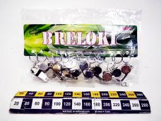 BRELOK GWIZDEK METAL 2884